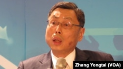 台湾海基会副董事长 高孔廉