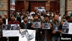 پاکستان میں صحافیوں کے قتل کے واقعات رونما ہوتے رہتے ہیں۔ (فائل فوٹو)