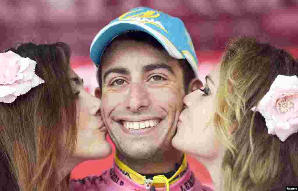 İtaliyalı velosipedçi Fabio Aru