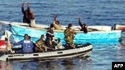 دزدان دریایی سومالی کشتی باری ترکیه و خدمه آن را آزاد کردند