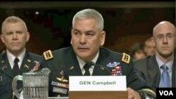 جنرال جان کمبل، فرماندۀ قوای امریکایی و ناتو در افغانستان