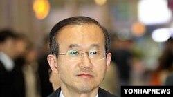 임성남 한국 6자회담 수석대표. (자료사진)