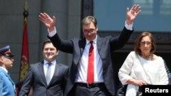 Mislim da je period tolerancije međunarodne zajednice prema Aleksandru Vučiću pri kraju: Marko Čeperković
