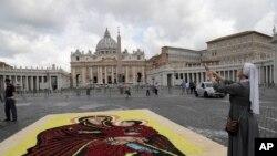 Urubuga rwa Mutagatifu Petero i Vatikani