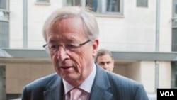 Ketua Perhimpunan Negara Pengguan Euro, Jean Claude Juncker (foto: dok).