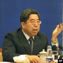 中国国家统计局局长马建堂