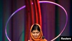 En septembre 2013, Malala Yousafzai a également reçu un prix de la Clinton Global Initiative
