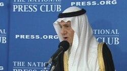 Saudi Prince: Inevitable Syrian President Will Step Down