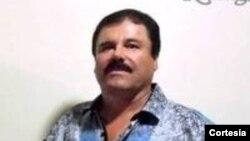 """Joaquín """"El Chapo"""" Guzmán fue extraditado a Estados Unidos desde México hace una semana."""