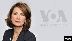 Setareh Derakhshesh VOA Expert Persian