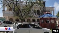 Боевики «Аш-Шабаб» напали на гостиницу в городе Кисмайо