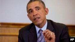 Obama espera que el gobierno de Ucrania no recurra más a la violencia frente a manifestantes pacíficos.