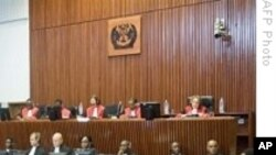 Sierra Leone War Crimes Tribunal Makes Final Ruling