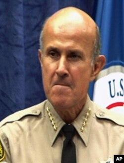 李贝卡,洛杉矶县警长
