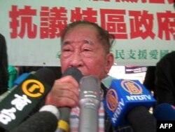 支联会主席司徒华谴责警方行动