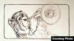 Гарри Бардин: иллюстрация
