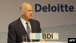 """Papandreu, Greqia ka """"potencial të madh"""" dhe mund të dalë nga kriza"""