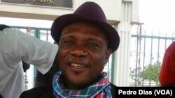 Zé Abílio, músico angolano