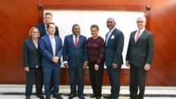Congressistas americanos prometem apoio na área de conservação em Moçambique