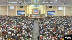 Igreja Universal do Reino de Deus, Luanda