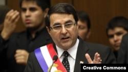 Franco había asegurado que el nepotismo del que acusaba a Fernando Lugo se acabaría con su llegada al poder.