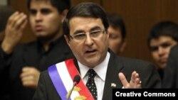 El actual presidente, Federico Franco, es una de las autoridades con las que se reunirán los ocho miembros del Parlamento Europeo.