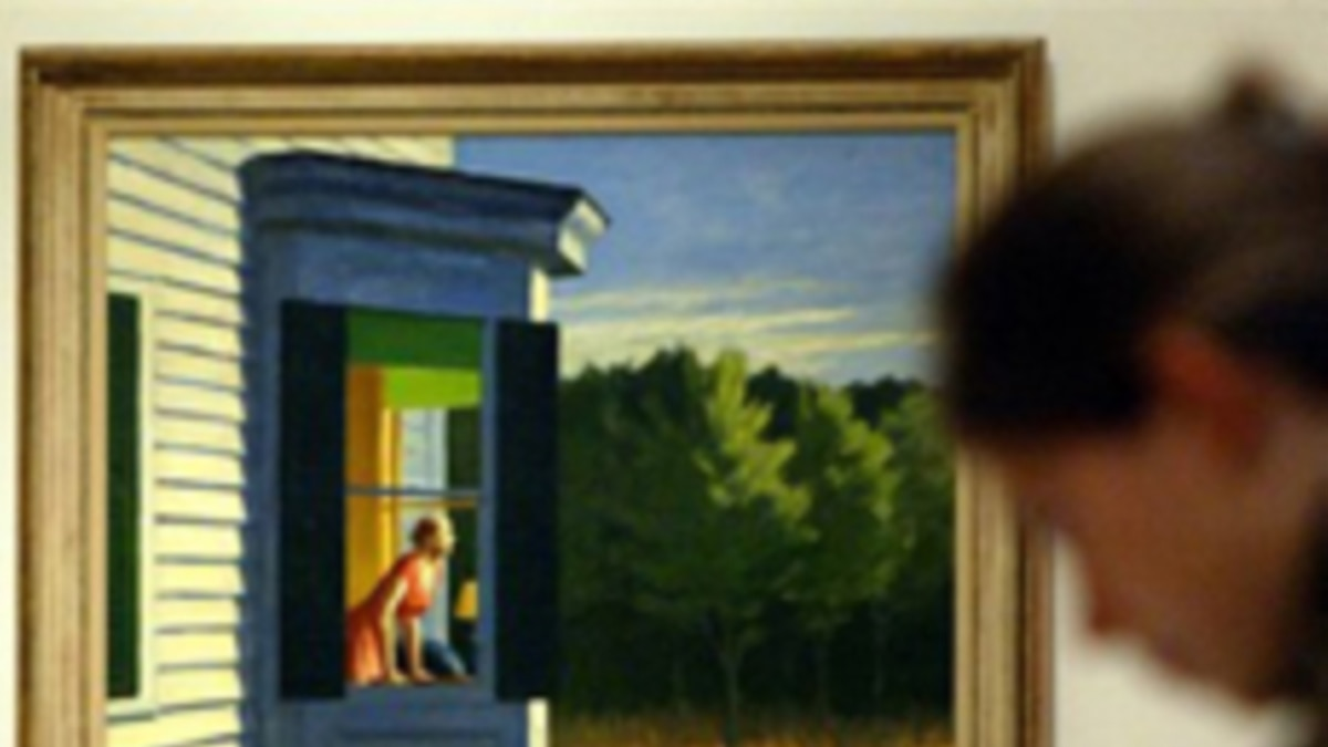 Edward Hopper 1882 1967 The Making Of The Artist And His Art