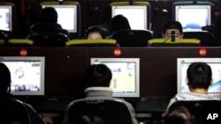 中国的网吧