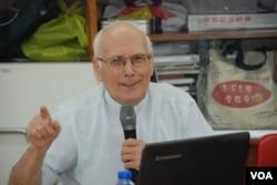 聖神研究中心研究員田英傑神父表示,中國定義的宗教自由,不包括宗教活動及表達的自由