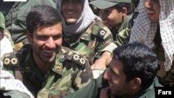 موسی جمشیدیان از اعضای سپاه که در سوریه کشته شد