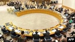 유엔 안전보장이사회 회의. (자료사진)