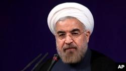 伊朗新當選總統哈桑.魯哈尼