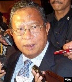 Gubernur Bank Indonesia, Darmin Nasution.