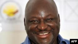 FILE - Aristides Gomes, pictured Nov. 13, 2008, was named prime minister of Guinea-Bissau.