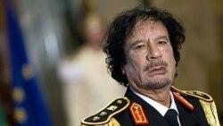 واشنگتن پست: ظهور و سقوط معمر قذافی