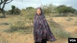 Warga Inggris, Judith Tebbutt (56 tahun) di Adado, Somalia, setelah dibebaskan oleh militan Somalia (21/3).