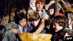"""Scena iz filma """"Gunisi"""" iz 1985. godine"""