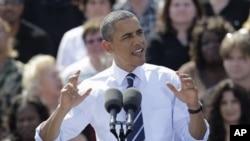 Обама ветува борба за работни места