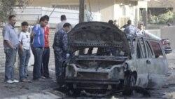 مسیحیان عراق بار دیگر هدف قرار گرفتند