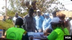 Guiné-Bissau, mesa de voto, Eleições Gerais de 13 de Abril de 2014