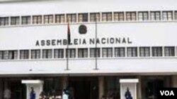 Angola assembleia nacional parlamento