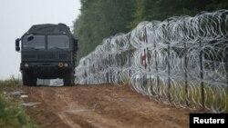 مرز لهستان و بلاروس - آرشیو