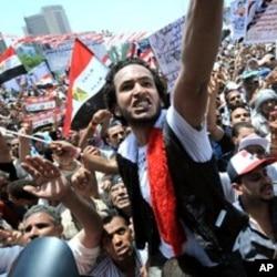 مصر میں انقلاب ابھی ختم نہیں ہوا