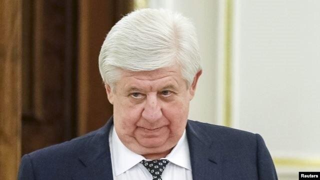 Генеральный прокурор Виктор Шокин