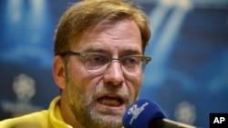Juergen Klopp resmi menjadi pelatih baru Liverpool mulai hari Kamis 8/10 (foto: dok).