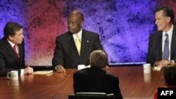 Herman Kain, kandidati konservator zezak, dhe gara e tij presidenciale