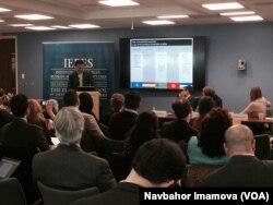 Markaziy Osiyo bo'yicha yillik anjuman, Jorj Vashington Universiteti, 24-fevral, 2014