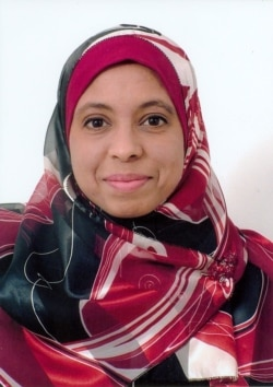 Mona Amer, now a professor of clinical and community psychology at The American University in Cairo, was a graduate student in Ohio during 9/11. (Photo courtesy of Mona Amer)