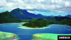 Taputapuatea – French Polynesia (P.F. Amar/SCP)
