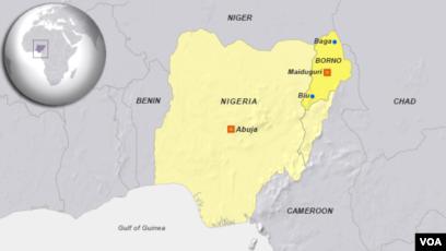 ledakan bom guncang pasar di nigeria 7 tewas voa indonesia